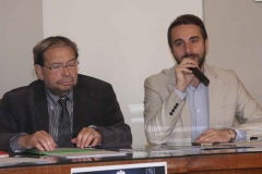Premiazione - I Edizione - A. Vizzini - M. Cavaleri